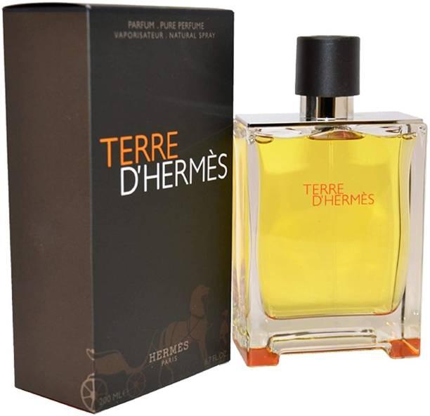 Hermes Terre D' Parfum Spray for Men, 6.7 Fl Oz Eau de Parfum  -  200 ml