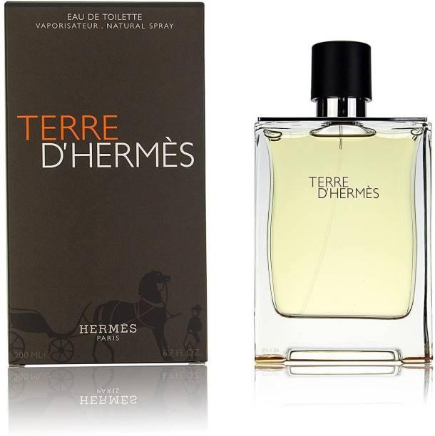Hermes Terre D' Pure Parfum Spray 200ml 6.7oz Eau de Parfum  -  200 ml