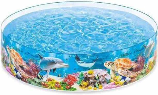 shopperbreeze Bath Tub For Kids Swimming Pool | Portable Swimming Pool For Kids Inflatable Swimming Pool Inflatable Swimming Pool Portable Pool