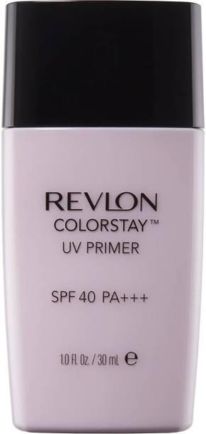 Revlon Lebron Colour Stay UV Primer 001, Light Beige Primer  - 50 ml