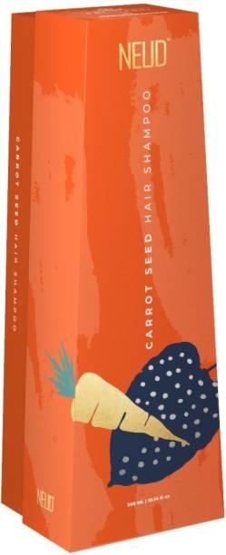 NEUD Carrot Seed Premium Shampoo for Men & Women - 1 Pack