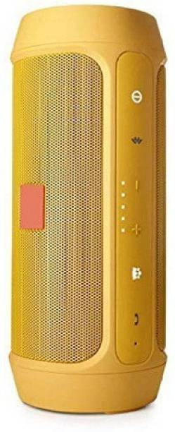 Jecool Charge 2+ Bluetooth Wireless Speaker Portable Speaker with Super Bass Splashproof Wireless Bluetooth Speaker for All Smartphones & Windows Devices (Black) 20 W Bluetooth Speaker
