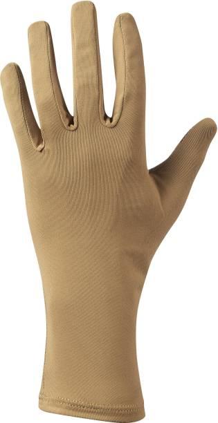 Forclaz by Decathlon Desert Trekking Anti-UV Gloves DESERT 500 BROWN Climbing Gloves