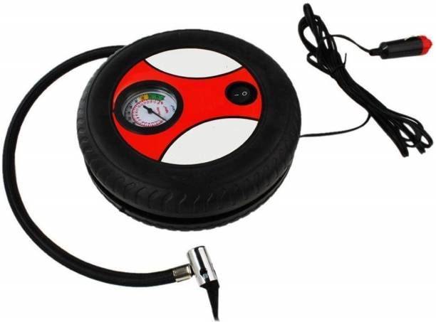 SRI 260 psi Tyre Air Pump for Car & Bike