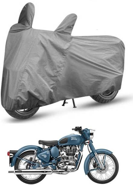HYBRIDS COLLECTION Two Wheeler Cover for Royal Enfield