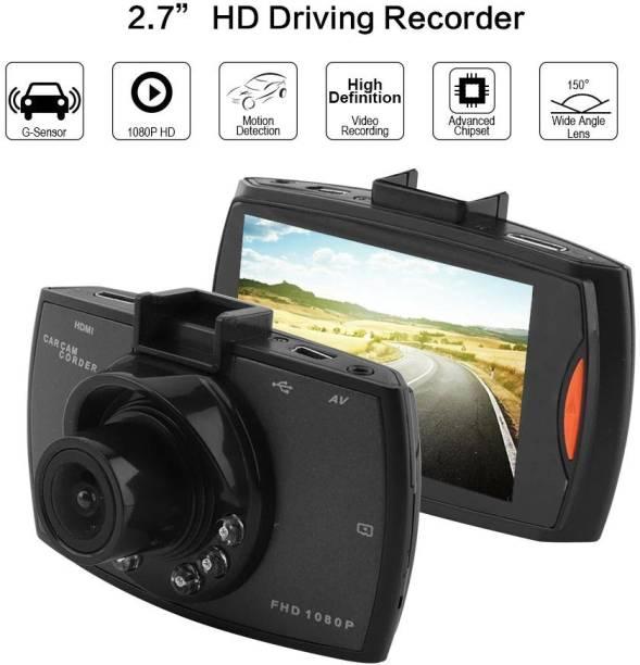 kulkr 2021 G30 Dashcam Car DVR Camera 2.7 inch FHD 1080P with G sensor 170 Degree Wide Angle Night Vision Dash Cam Vehicle Camera System