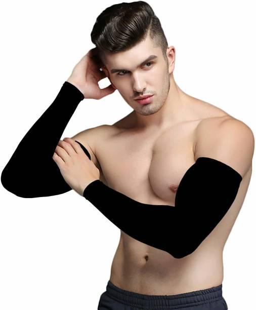 Orvax Cotton Arm Sleeve For Men & Women