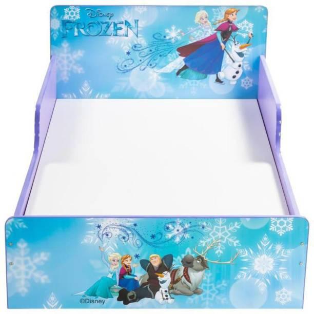 Yipi Disney Frozen Engineered Wood Single Bed