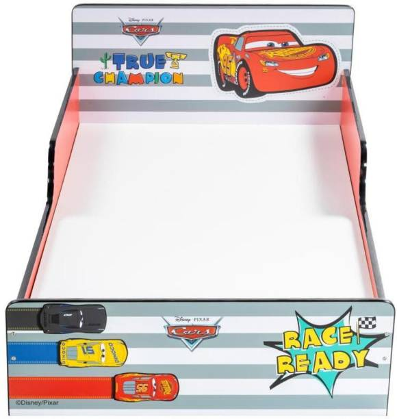 Yipi Disney Cars Engineered Wood Single Box Bed