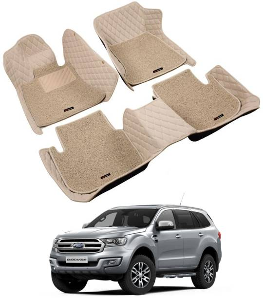 GoMechanic Leatherite 7D Mat For  Ford Endeavour