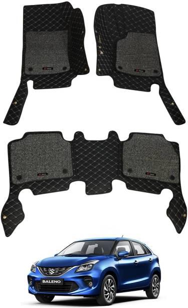 GoMechanic Leatherite 7D Mat For  Maruti Suzuki Baleno