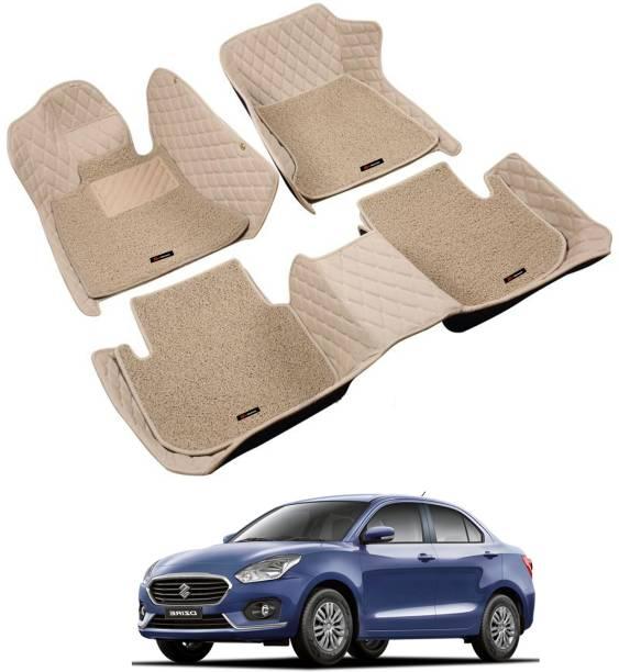 GoMechanic Leatherite 7D Mat For  Maruti Suzuki Swift Dzire