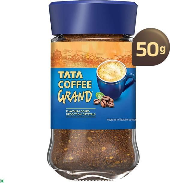 Tata Grand Instant Coffee