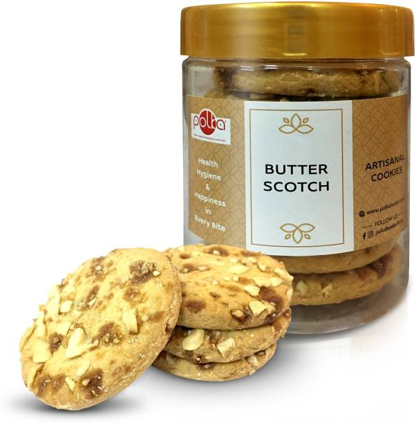 Polka BUTTER SCOTCH Cookies Biscuit