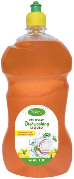 BLAKE LEAF 1 liter Dish Cleaning Gel Non Acidic Dishwashing Detergent Dish Cleaning Gel