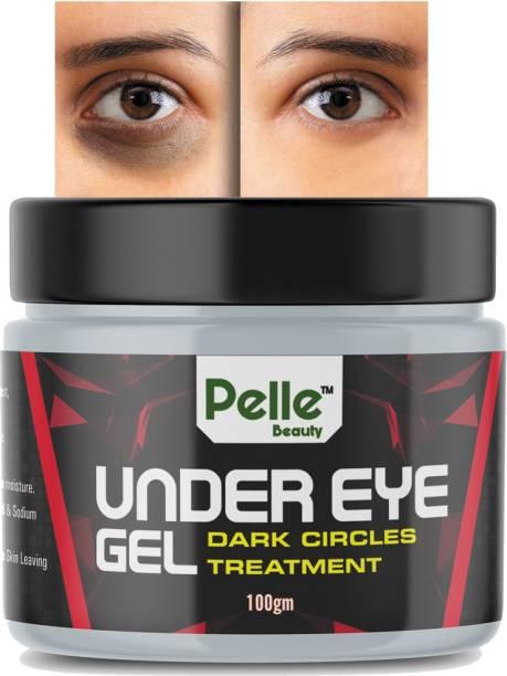 Pelle Beauty Under Eye Gel For Dark Circles Treatment_ For Women & Men _100gm