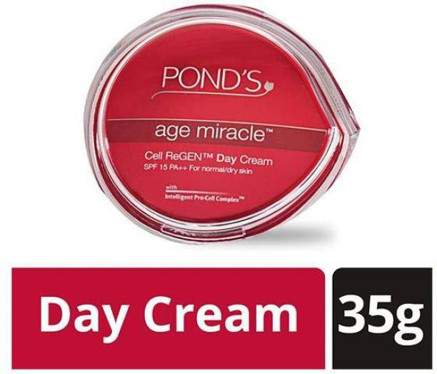 PONDS Age Miracle Wrinkle Corrector Day Cream SPF 18 PA ++ (35 g) 1 pic
