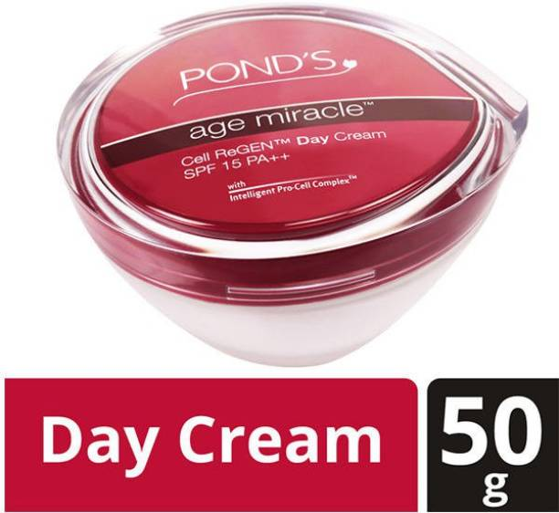PONDS Age Miracle Cell ReGen Day Cream SPF 18 PA++ (50 g) 50g