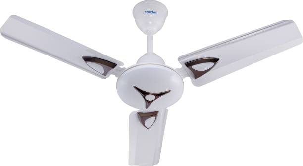 Candes Amaze 900 mm Energy Saving 3 Blade Ceiling Fan