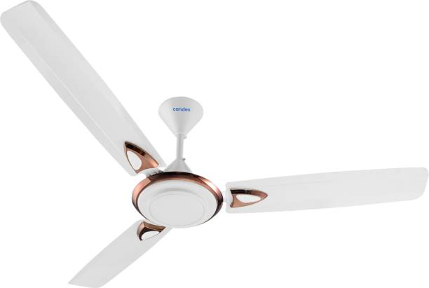 Candes Breeza High Speed 1200 mm Anti Dust 3 Blade Ceiling Fan