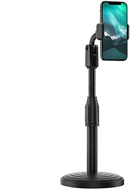 Lehza fully flexible Flexible Portable Heavy Duty Adjustable Smartphone Phone Stand Holder for Live/ Vlogs Special Design for Streaming, Video Blogs, Online Classes, Streaming, Shooting Field, Mobile Holder Single Gimbal