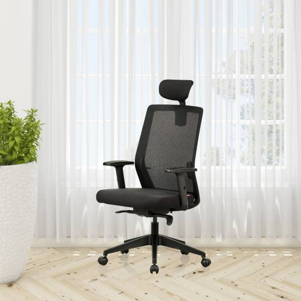 Featherlite Opus HB Mesh Fabric Office Executive Chair