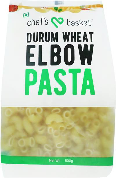 CHEF'S BASKET Durum Wheat Elbow Macaroni Pasta
