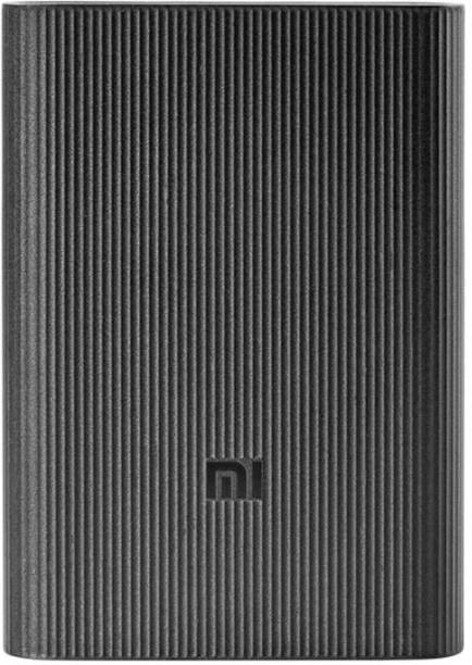 Mi 10000 mAh Power Bank (22.5 W, Fast Charging)