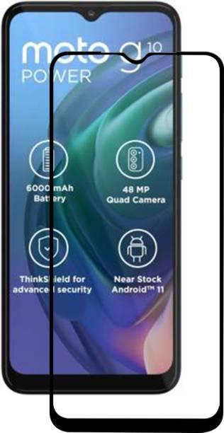 VAlight Edge To Edge Tempered Glass for Motorola G10 Power