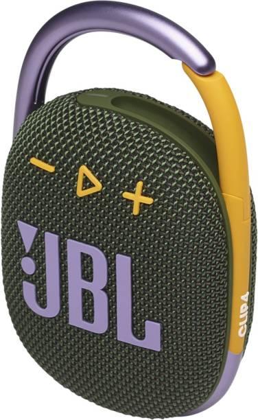 JBL Clip4 5 W Bluetooth Speaker