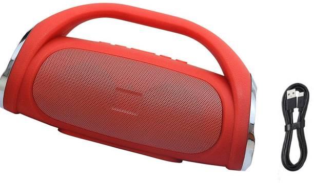 InEffable Super Sound B.O.A.T sound effect Super bass Home Theatre Soundbar Wireless Bluetooth Speaker With BIGG DADDY BASS Powerful Sound Cool Bass Portable Speaker Powered with long Battery Life Speaker Mini Trendy Speaker 10 W Bluetooth Studio Monitor