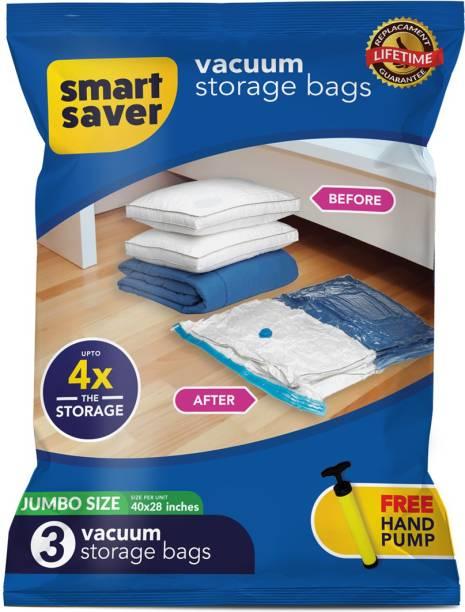 Smart Saver SSB-JUMBO3(70x100cm) High Volume Storage Vacuum Bags