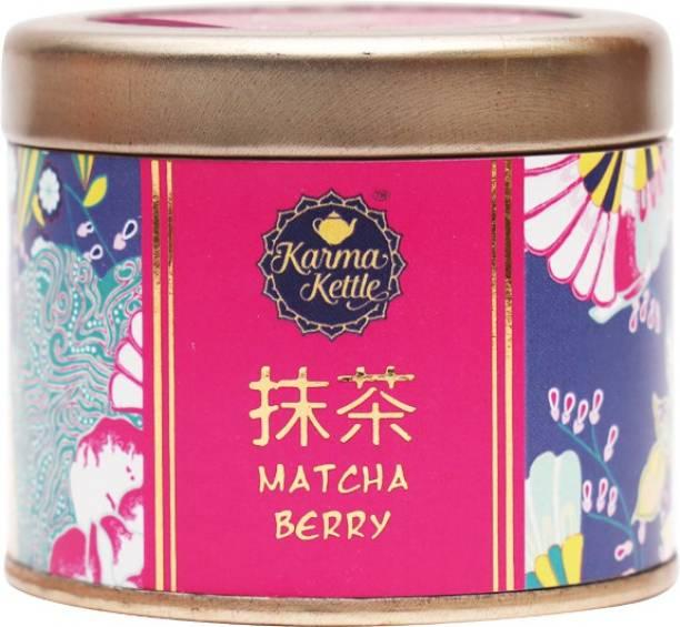 Karma Kettle MCBY-LL50 Matcha Tea Tin