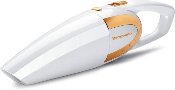Bergmann Stunner Car Vacuum Cleaner with Stainless Steel HEPA Filter Car Vacuum Cleaner Car Vacuum Cleaner