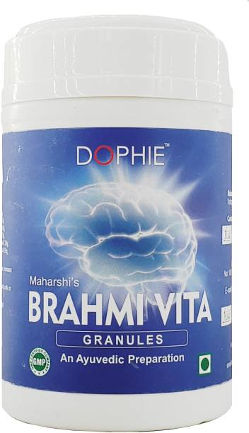 dophie Brahmi Vita Granules-Kerala Ayurvedic Herb for Memory,Brain & Nervous System 300g