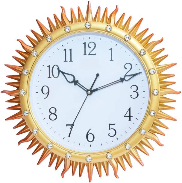 Sigaram Analog 32 cm X 32 cm Wall Clock