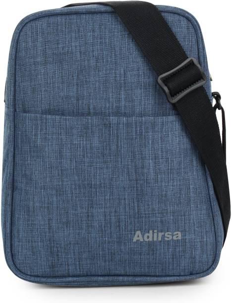 ADIRSA LB3001 NAVY BLUE Waterproof Lunch Bag