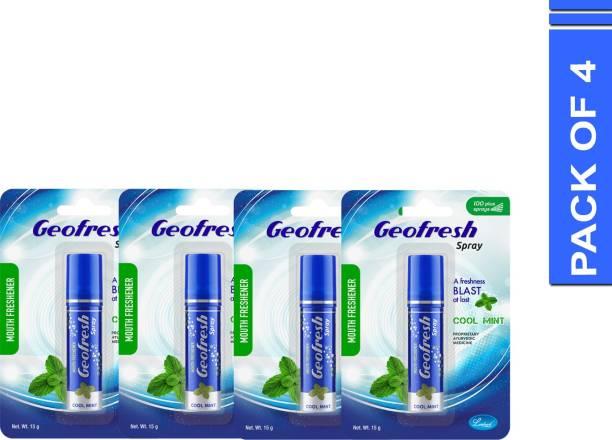 geofresh Mouth Freshener Spray (15g) Spray