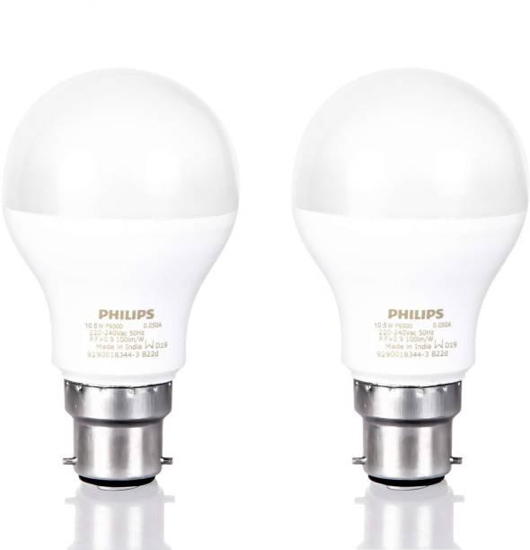 PHILIPS 10.5 W Standard B22 LED Bulb