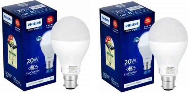 PHILIPS 20 W Standard B22 LED Bulb