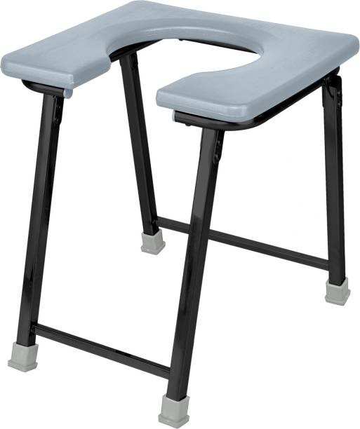 NEOSAFE Commode Chair front open & Shower chair Commode Chair Commode Chair
