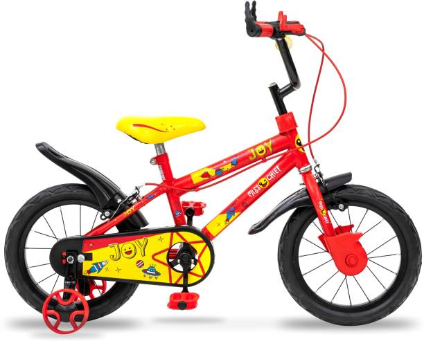 Miss & Chief Joy Durable Semi Assembled Kids Bicycle with Steel Rim 14T 14 T BMX Cycle