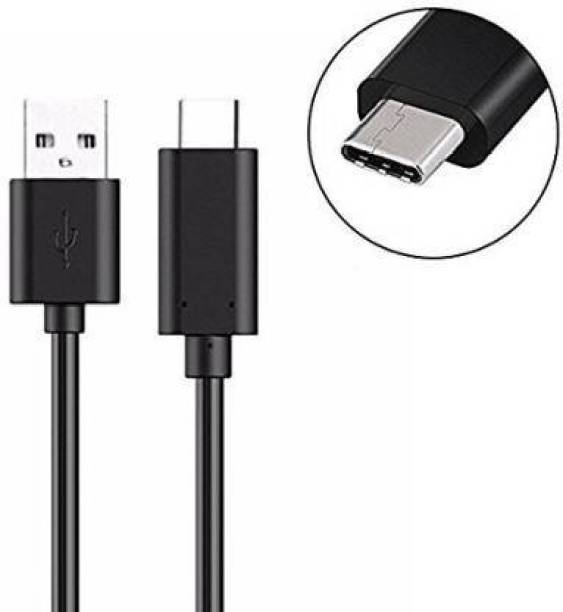 Datalact Type-C Cable for Poco F1 Armoured Edition USB Cable   Data Sync Cable   Rapid Quick Dash Fast Charging Cable   Charger Cable   Type-C to USB-A Cable (3.1 Amp, 1 Meter/3.2Ft,) 1 m USB Type C Cable