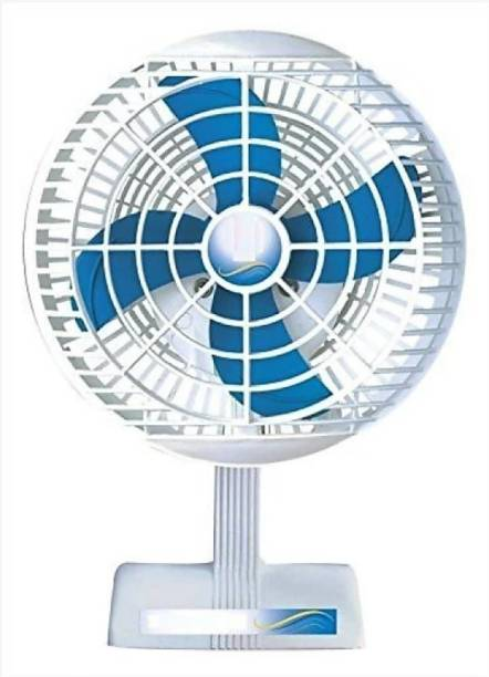 GadgetsSTS Table Fan || 12 inch || High Speed Copper Motor || 1 year Warranty || Limited Edition || Model – Sweety || 300 mm 4 Blade Table Fan