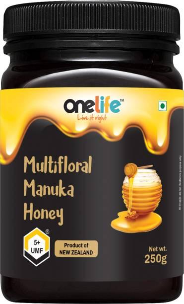 OneLife Monofloral Manuka Honey-UMF 5+, Product of New Zealand