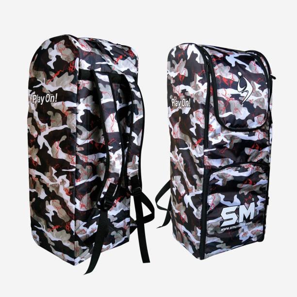 SM ULTRATECH Cricket Kit Bag / Football / Travel /   Duffel Backpack