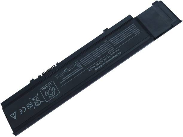 SellZone compatible battery for Vostro 3400 3500 3700 7FJ92 4JK6R Y5XF9 04D3C 312-0997 6 Cell Laptop Battery