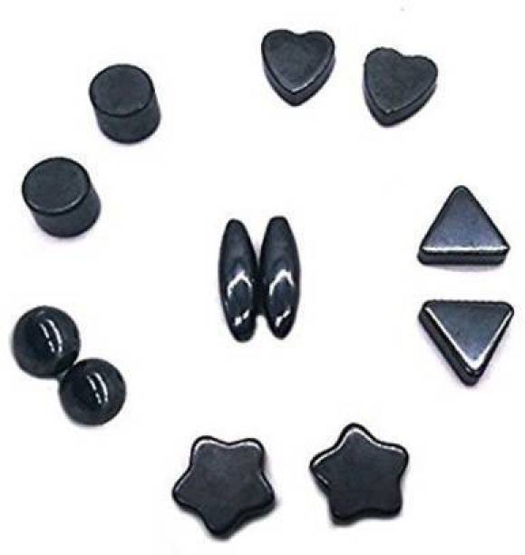 ROYALHUB 12 PCS MAGNETS FOR KIDS 6 SHAPES Photo Gallery Magnets Pack of 12