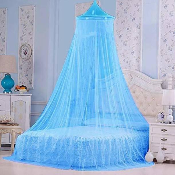 PreGen Polyester Adults MN-001-Blue Mosquito Net