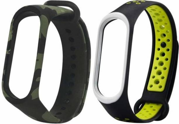 Asotai BAND 3,4 STRAPS LIMITED EDITION COMBO PACK Smart Band Strap